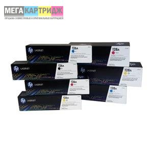 Картридж HP Color LJ CM 4540 CF032A (646A)  желт (12,5K) (o)