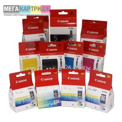 Картридж CANON  CLI-451BK PIXMA iP7240/MG6340/5440/MX924 ч (7ml) (o)
