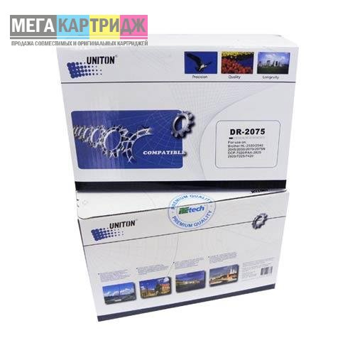 Картридж BROTHER HL-2030/2040/2070/MFC-7420/7820 DR-2075/2025/2000 (12K) UNITON Premium