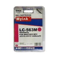 Картридж Brother MFC-J2510 (LC563M) кр MyInk