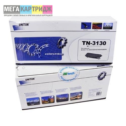 Картридж BROTHER HL-5240/5250/5270/DCP-8065/MFC-8860 TN-3130/TN-3145 (3,5K) UNITON Premium